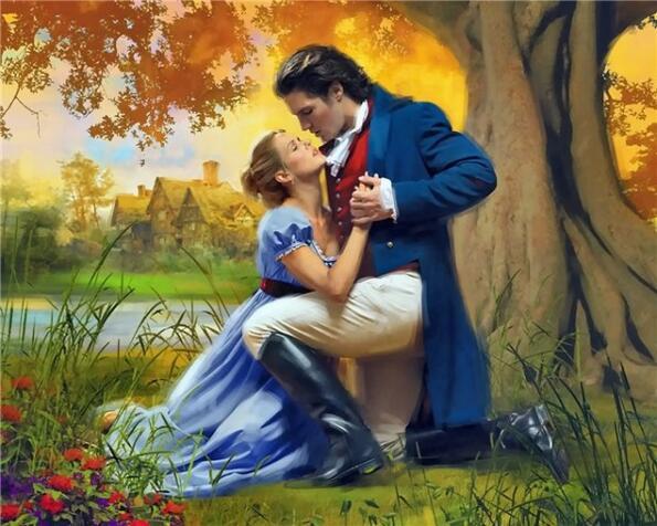Словесни бълвочи от женските любовни романи