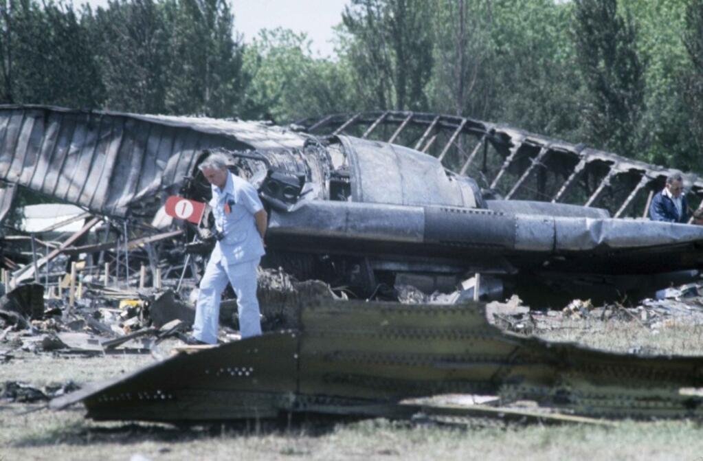 Най-големите авиокатастрофи в света - Petel.bg
