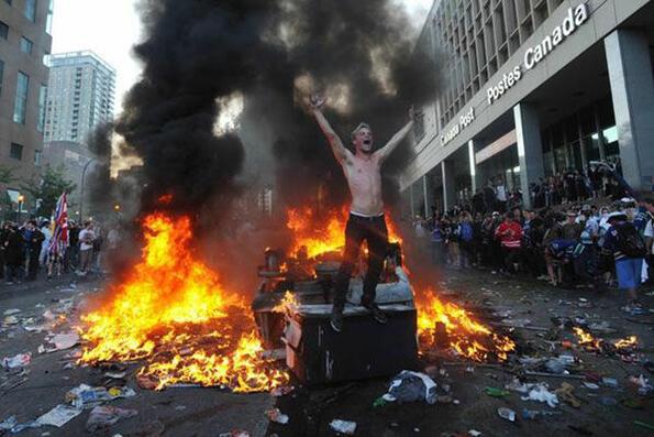 Най-тъпите спортни поводи за започване на масови бунтове