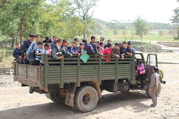 Странният живот в Северна Корея (СНИМКИ)