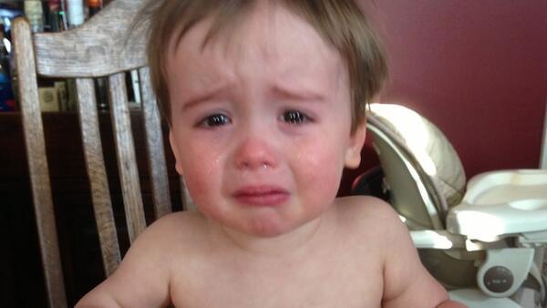 Един баща споделя: Защо плачат децата ми