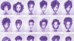 Прическите на Принс през годините