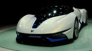 Електрическа суперкола: BAIC Arcfox-7