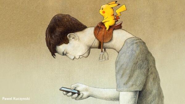 Невероятно точни илюстрации на съвременния свят