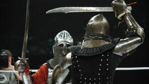 Вече има ММА с рицари