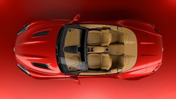 Aston Martin за 1 000 000 лева