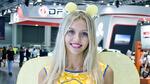 Най-хубавите момичета от Московкия международен автосалон - 2016