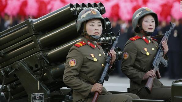 Забранените неща в Северна Корея