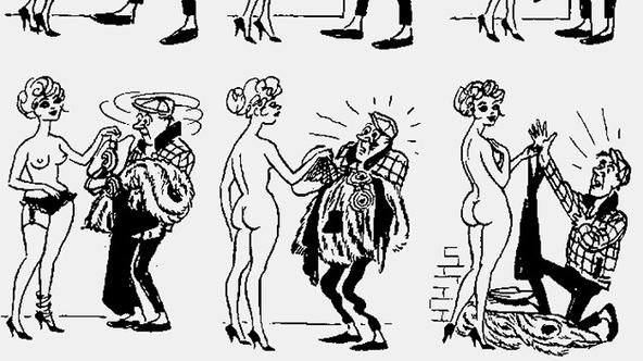 На какво са се смяли нашите бащи: Херлуф Бидструп
