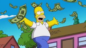Колко пари печели Хоумър Симпсън?