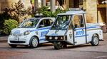 Полицията на Ню Йорк кара мини колички