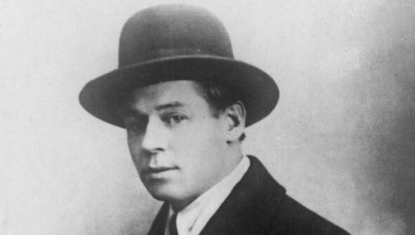 Сладкият син на разврата: 4 вечни стихотворения на Сергей Есенин