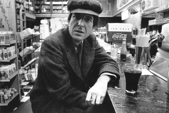 Спомен за велик поет: Подбрани текстове на Ленард Коен