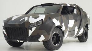 Новите дрехи на царя: Volkswagen подготви Amarok