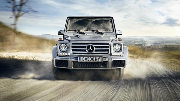 Mercedes – G-Class счупи всички рекорди