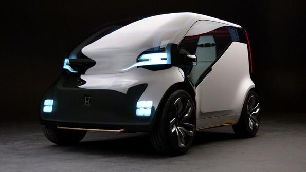 Робоколата на Honda ще изпитва емоции и ще изкарва пари за собственика си