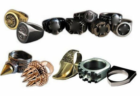 Най-странните оръжия в историята: Хевсурски боен пръстен