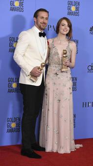 """Вижте всички победители от тазгодишните награди """"Златен Глобус"""""""