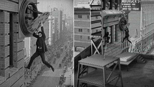 Как са се правели визуалните ефекти в немите филми