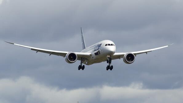 Ето защо пътническите самолети винаги се боядисват в бяло