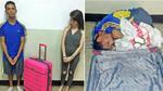 Жена се опита да измъкне мъжа си от затвора в куфар
