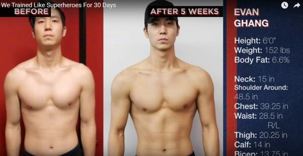 Как ще се промени тялото ти, ако тренираш един месец?!
