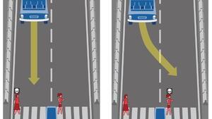 Морален съдник: кого биха спасили безпилотните автомобили при ПТП?
