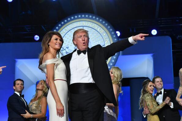 Коя е кодовата дума на Доналд Тръмп, ако му се прави секс в Белия дом?