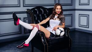 Ако футболистите бяха жени: 5 от най-известните руски спортистки!