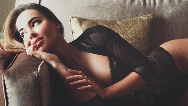 Момиче на деня: Вероника Кравчук