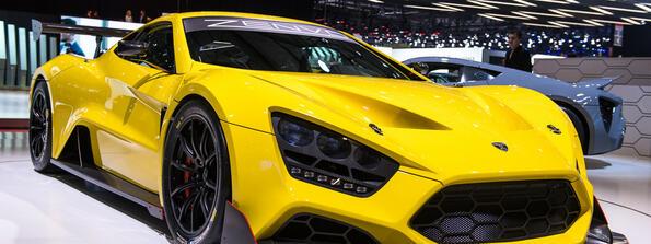 Колата, чийто седалки струват повече от Porsche 911 R!