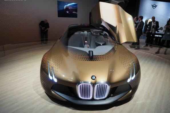 Първото изцяло безпилотно BMW!