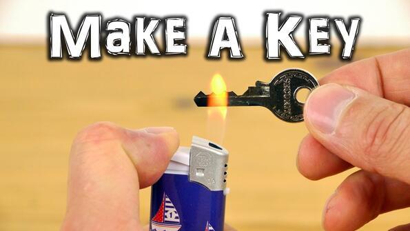 Как да си направиш сам копие от ключ