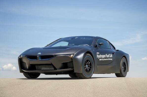 Водородното BMW ще е факт до 4 години!