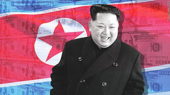3 факта от къде в Северна Корея идват парите!