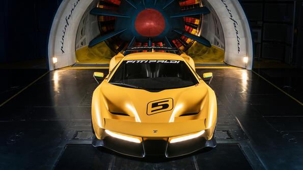 EF7 Vision Gran Turismo: една кола за 1,5 милиона долара!