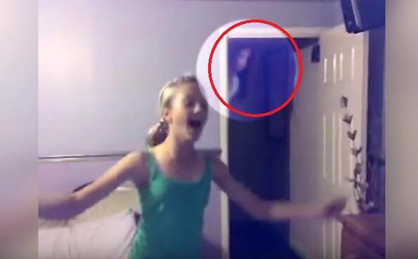 Шокиращи кадри на призраци, от които ще ви побият тръпки