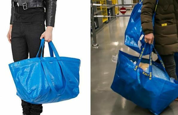 IKEA се изгаври с чанта, която струва 2 хиляди долара