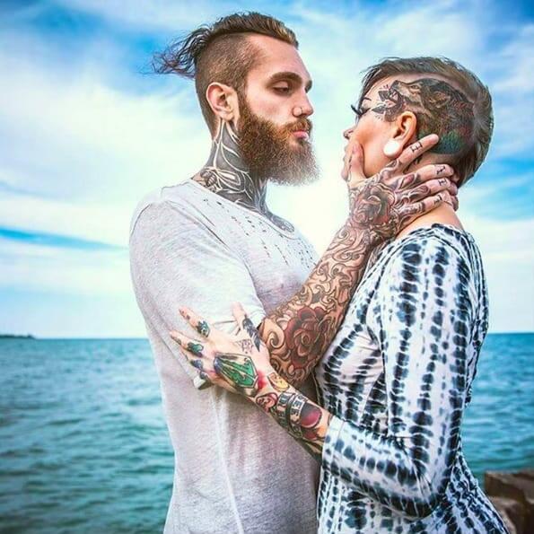 Татуирани и влюбени: най-добрияте начин да бъдеш себе си!