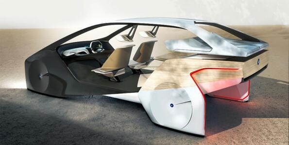 BMW и напълно автономен автомобил?