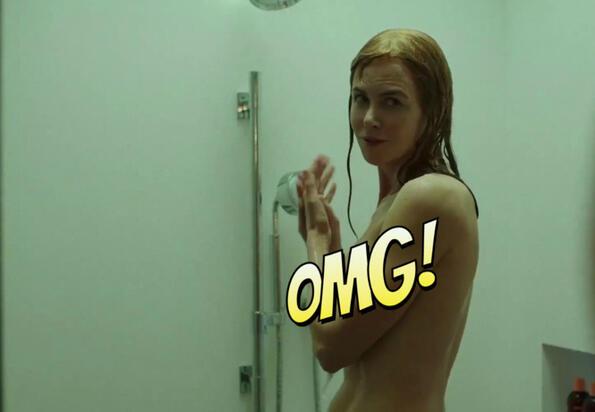 """Никол Кидман се снима чисто гола в сериала """"Големите малки лъжи""""!"""