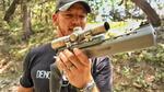 Taurus Raging Hornet: огромен револвер с миниатюрни патрони!