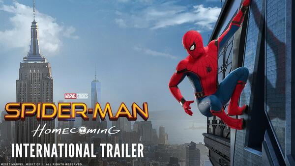 """ЙЕЕЕ! Два нови трейлъра на """"Спайдър-Мен: Завръщане у дома"""""""