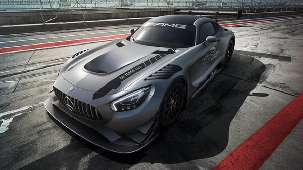 Още един Mercedes-AMG, който никога не си виждал