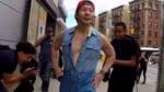 Реакцията на хората към най-дебилната мъжка дреха на света: ританки!
