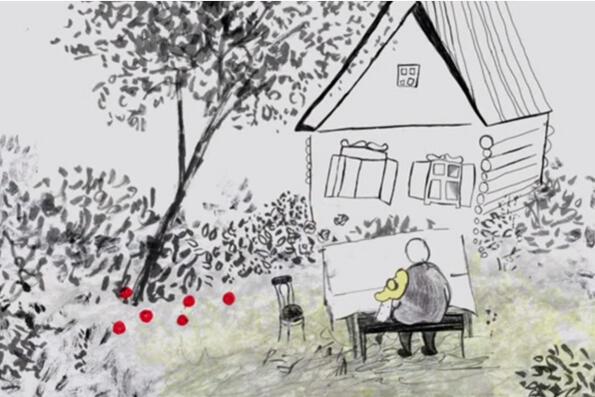 Най-милата и разчувстваща анимация за бабите в света!