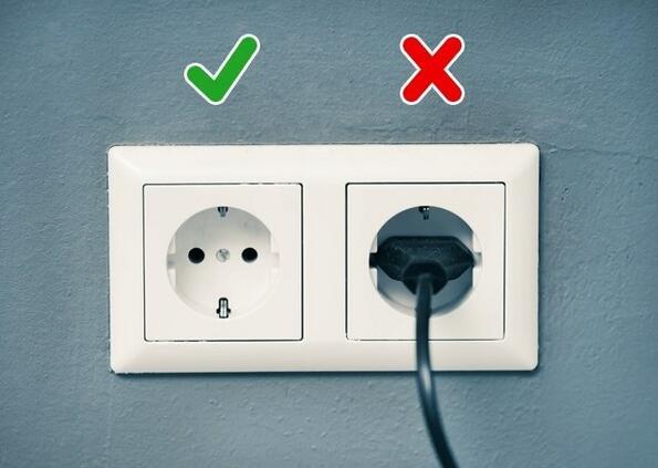 5 устройства, които харчат ток, когато са изключени