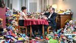 Да обичаш на боклук: фотограф не си изхвърля боклука 4 години