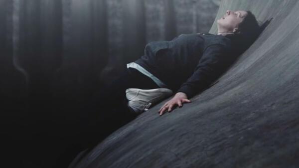 """Стресиращ душата късометражен хорор: """"Крива""""!"""