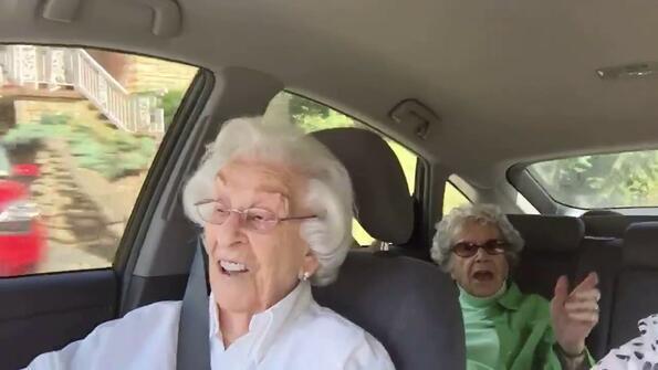 Баба-хулиганка! 79-годишна белгийка хваната с 238 км/ч!